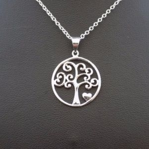 Adorable Tree of Life Necklace